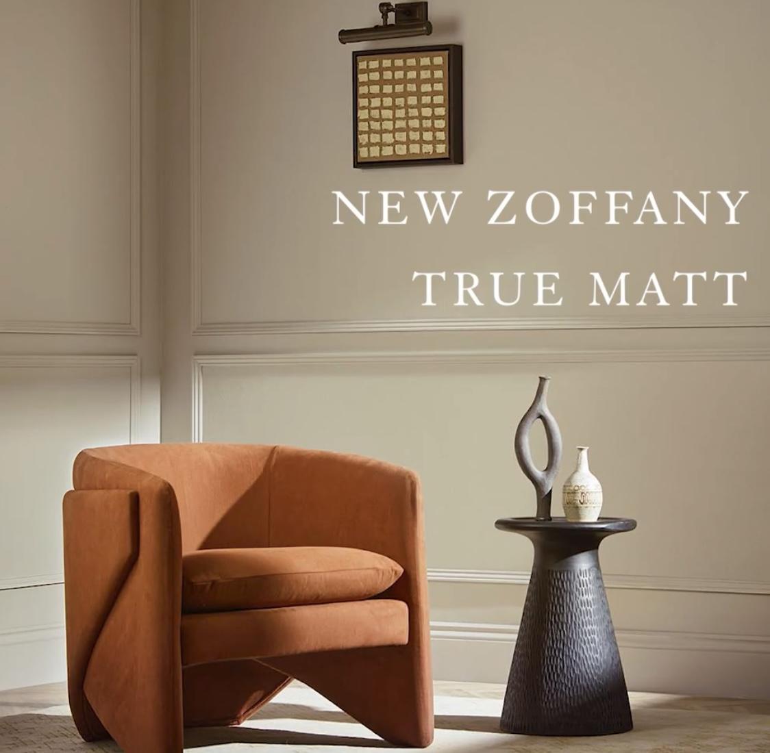 Pitture Zoffany True Matt
